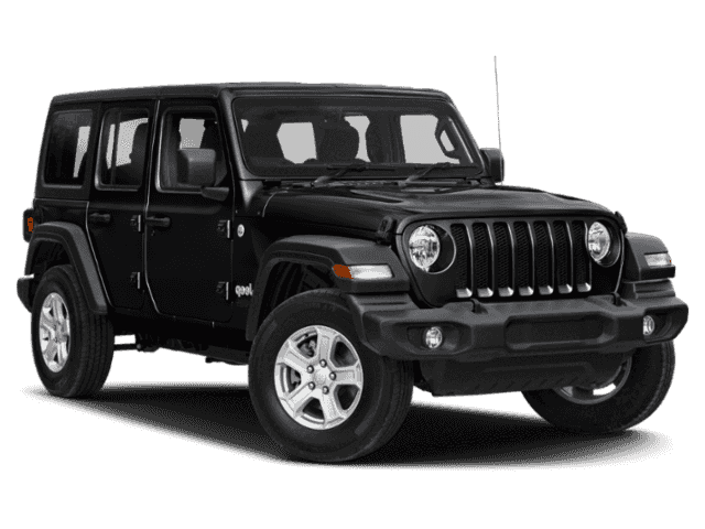 New 2019 Jeep Wrangler Unlimited 2019 JEEP WRANGLER UNLIMITED SPORT 4DR SUV 118.4 WB 4WD 4WD