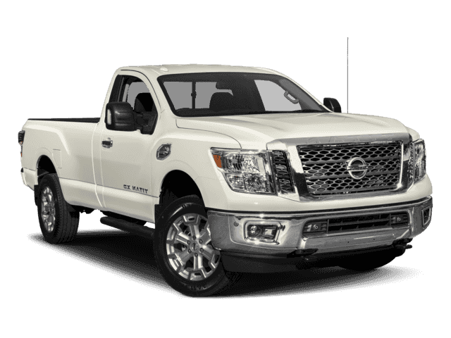 new 2017 nissan titan xd sv 2d standard cab in orem. Black Bedroom Furniture Sets. Home Design Ideas