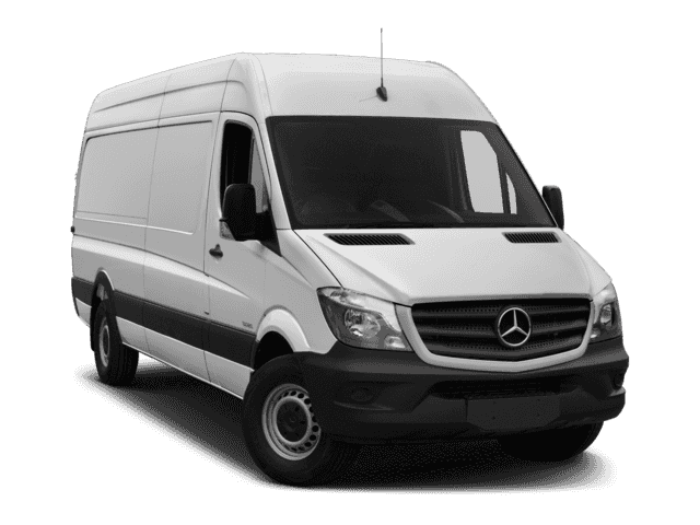 New 2018 Mercedes-Benz Sprinter 3500 Cargo Van