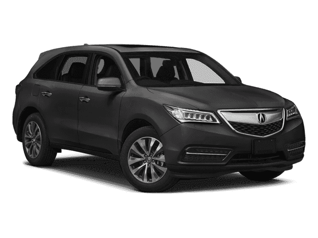Certified Pre-Owned 2014 Acura MDX Tech Pkg AWD