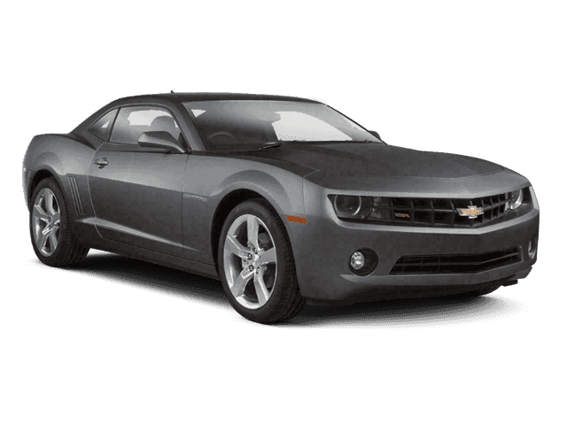Pre-Owned 2011 Chevrolet Camaro 2LS RWD 2D Coupe