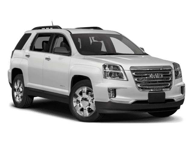 Certified Pre Owned 2017 Gmc Terrain Slt