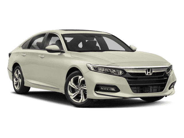 New 2018 Honda Accord Sedan EX-L CVT 4dr Car