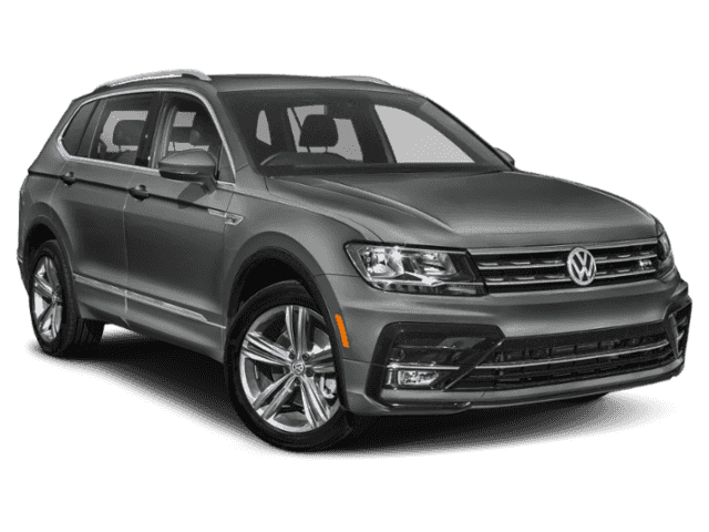2020 Volkswagen Tiguan SEL Premium R-Line with 4MOTION®