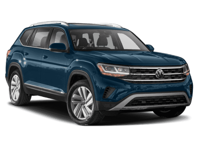 New 2021 Volkswagen Atlas 2.0T SEL 4Motion