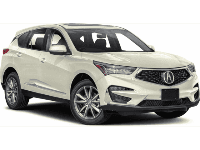 New 2019 Acura RDX AWD w/Technology Pkg
