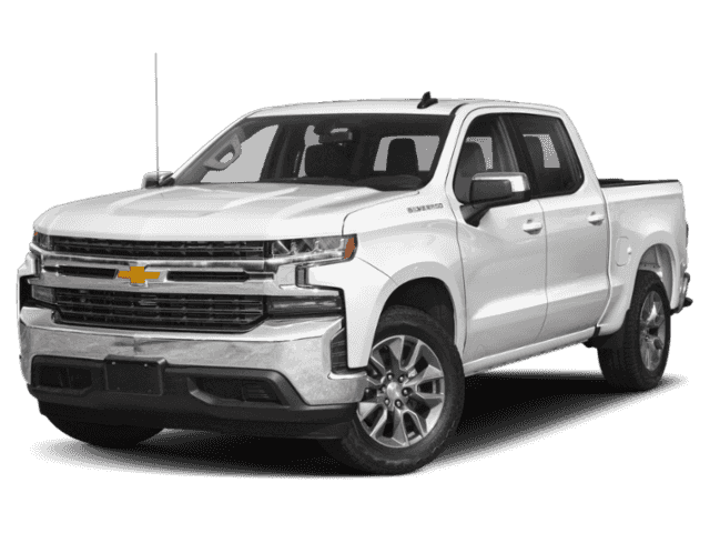New 2020 Chevrolet Silverado 1500 Custom 4WD Crew Cab Pickup