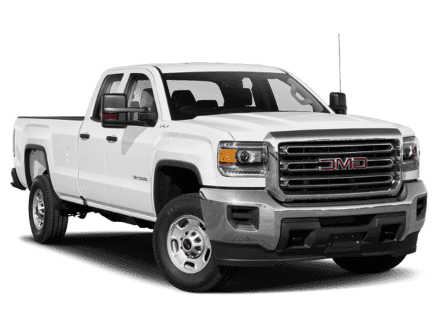 New 2019 GMC Sierra 2500HD 4WD Double Cab 144.2
