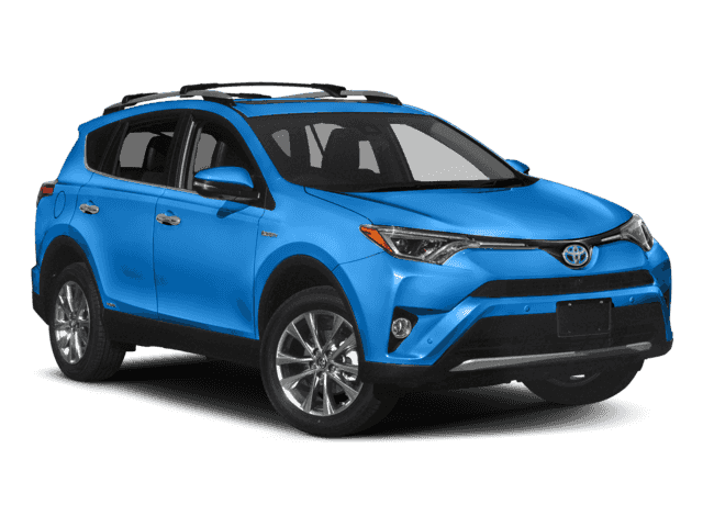 New 2018 TOYOTA RAV4 Hybrid Limited AWD All Wheel Drive UT