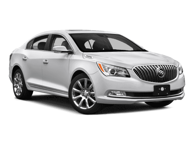 Pre-Owned 2016 Buick LaCrosse Leather Front Wheel Drive Sedan