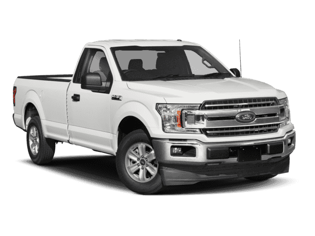New 2018 Ford F-150 2WD REG CAB 141 XL