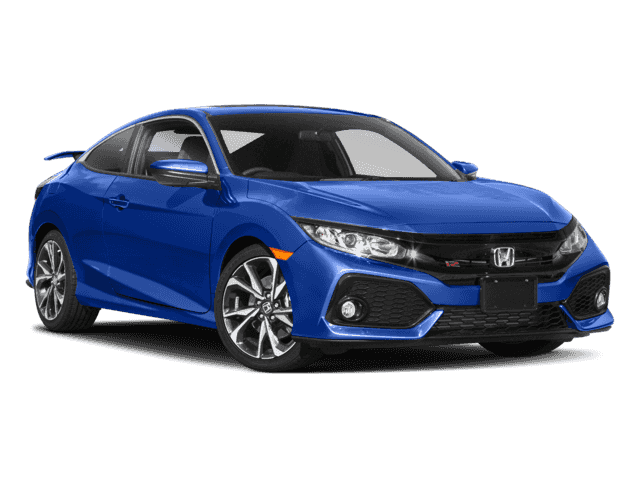 New 2018 Honda Civic Si 2D Coupe in Woodside H