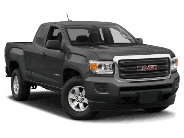 New 2019 GMC Canyon SLE1