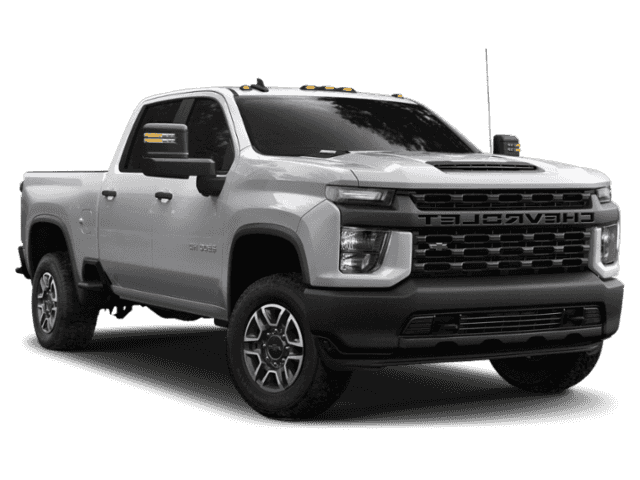 New 2020 Chevrolet Silverado 2500HD LT