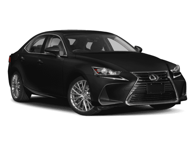 New 2018 Lexus IS 300 Base