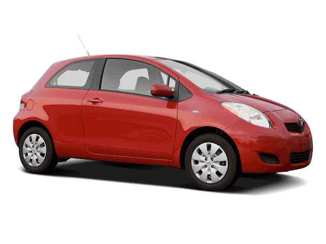 Pre-Owned 2009 Toyota Yaris  FWD 3D Hatchback
