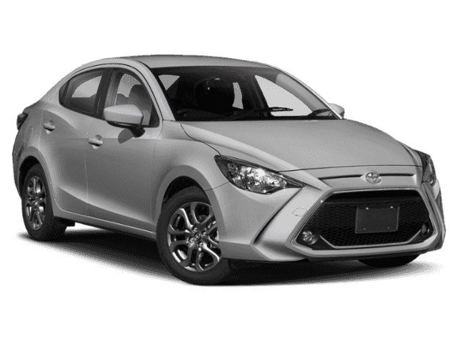 New 2019 Toyota Yaris Sedan Le Auto 4dr Car In Rock Hill Ky526902