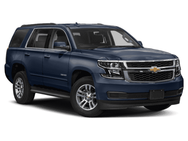 New 2020 Chevrolet Tahoe LT 4WD