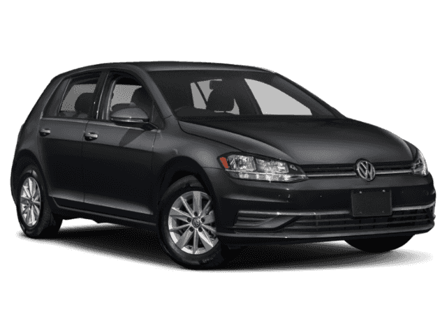 New 2019 Volkswagen Golf