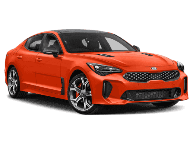 New 2019 Kia Stinger GTS AWD