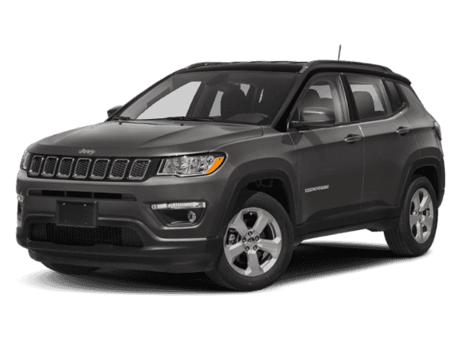 New 2020 JEEP Compass Latitude 4x4