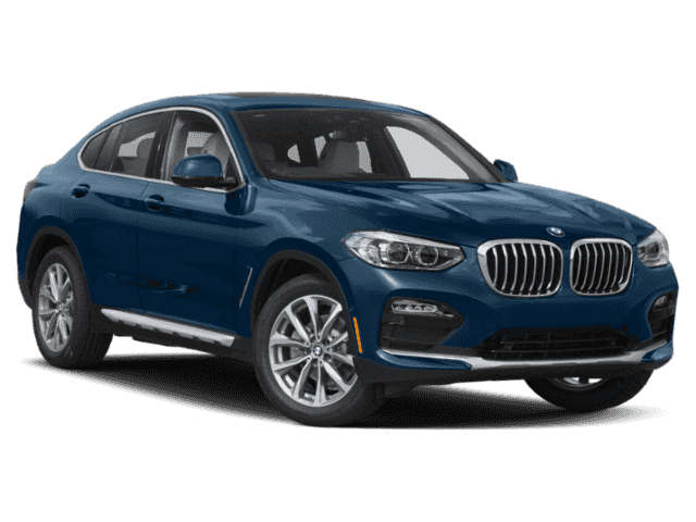 New 2020 BMW X4 xDrive 30i