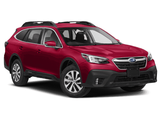 New 2020 Subaru Outback Premium All-wheel Drive SUV