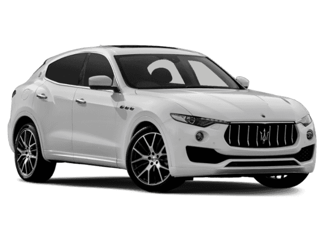 New 2018 Maserati Levante Base