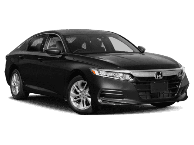 2018 Honda Accord LX 1.5T CVT