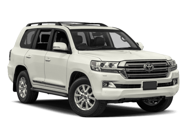 New 2018 Toyota Land Cruiser V8 W Accessories See Description