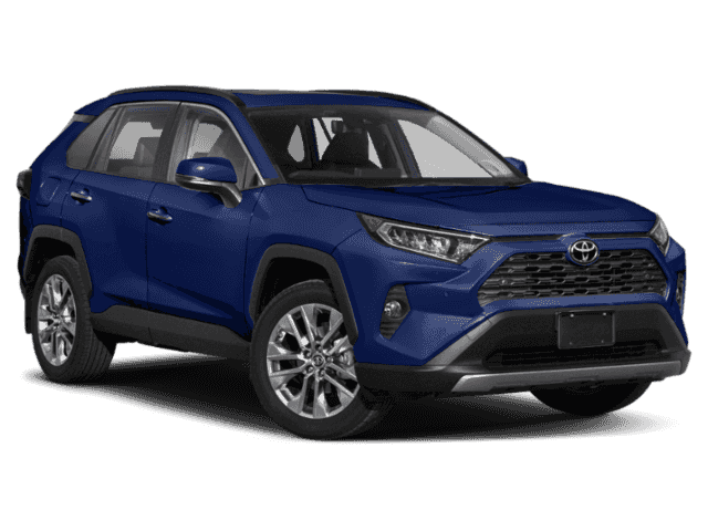 New 2020 Toyota RAV4 Limited AWD 5 (In-Transit To Dealership)