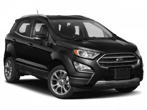 2019 Ford EcoSport SE FWD 4D Sport Utility