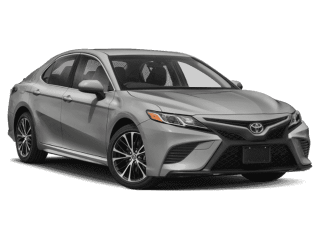 New 2020 Toyota Camry SE 2WD 4-DOOR SE SEDAN (In-Transit To Dealership)