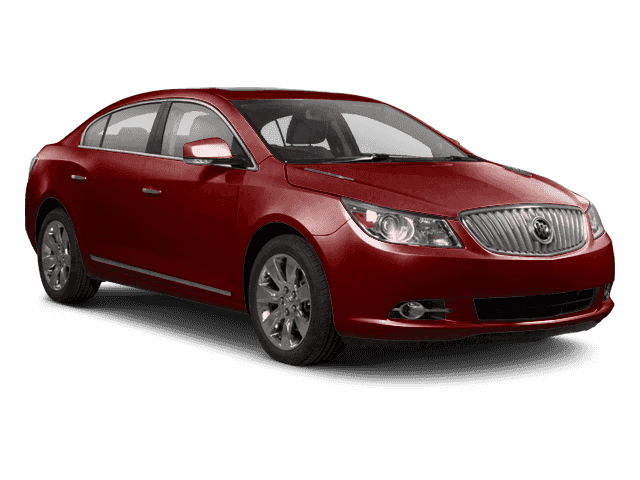 Pre-Owned 2011 BUICK LACROSSE CXL Sedan