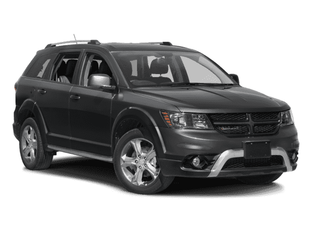2017 Dodge Journey Crossroad AWD V6 | Sunroof | DVD