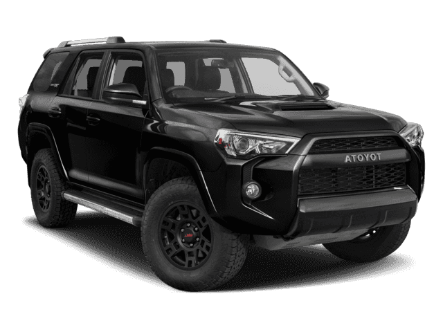 new 2018 toyota 4runner trd pro sport utility in. Black Bedroom Furniture Sets. Home Design Ideas