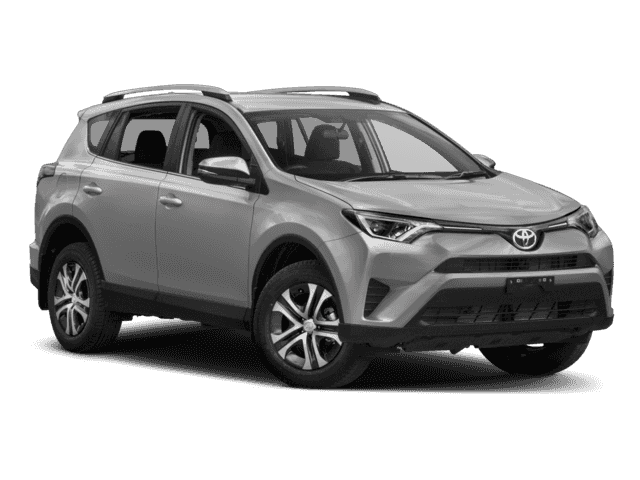 New 2018 Toyota RAV4 LE 4 Door  AWD