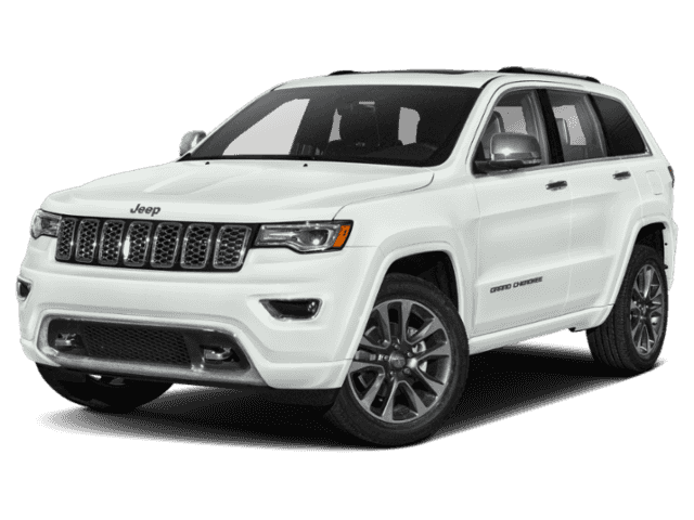 New 2019 JEEP Grand Cherokee 4d SUV 4WD Overland V6