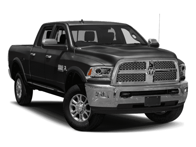NEW 2018 RAM 3500 LARAMIE CREW CAB 4X4 8' BOX