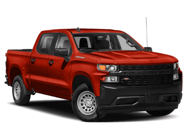 New 2020 Chevrolet Silverado 1500 LT Four Wheel Drive Pickup Truck 20T150