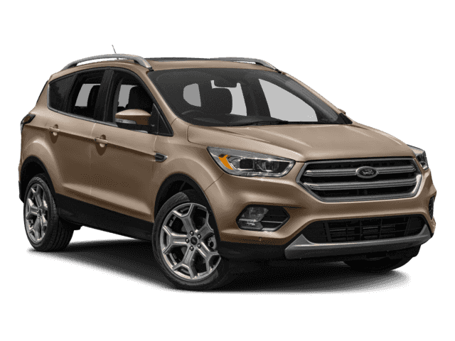 New 2018 Ford Escape Titanium