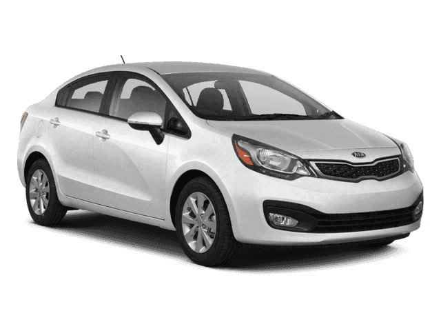 Pre-Owned 2012 KIA RIO LX Sedan 4