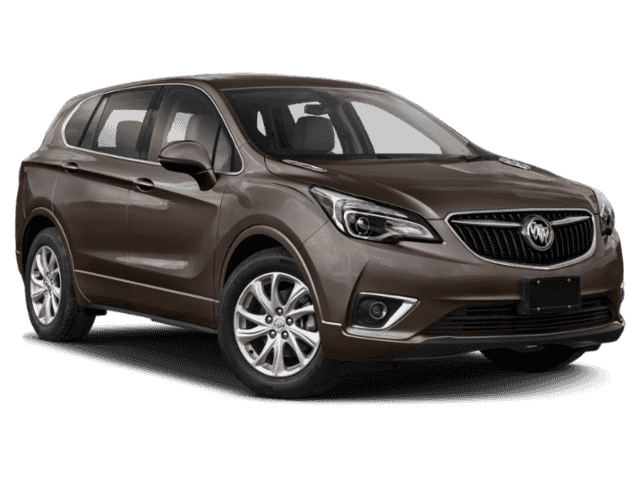 New 2020 Buick Envision Preferred FWD 4D Sport Utility