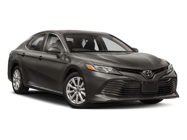 New 2018 Toyota Camry Le Le 4dr Sedan In Toledo 1803327 Jim White