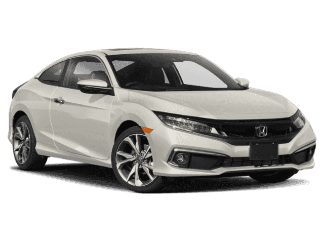 New 2020 Honda Civic Coupe Touring