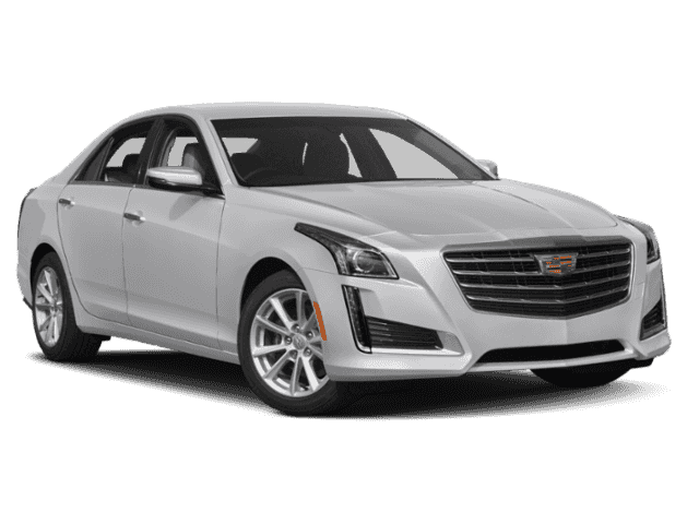 New 2019 Cadillac CTS 4DR SDN 3.6L LUXURY AWD