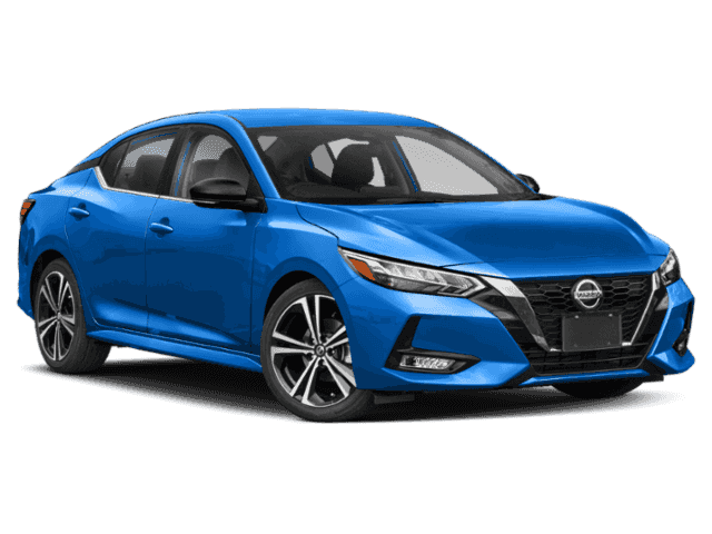 New 2020 Nissan Sentra SR FWD 4D Sedan