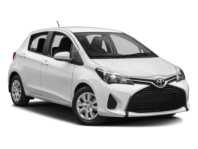 New 2016 Toyota Yaris 5Dr. LE Front Wheel Drive HB