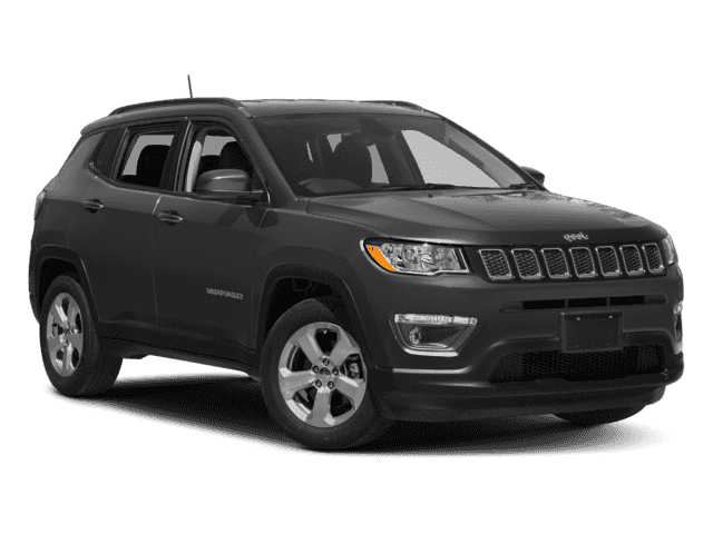 New 2018 JEEP Compass 4d SUV 4WD Latitude