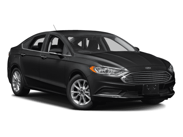 New Ford Fusion S FWD